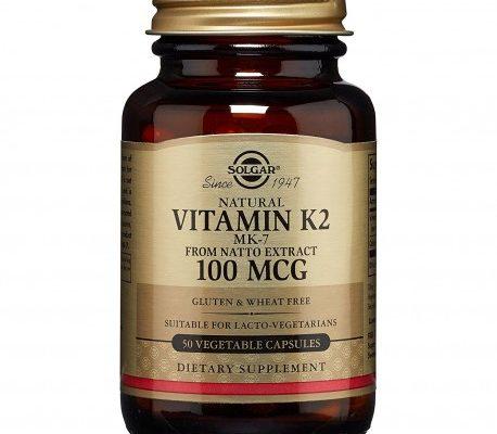 witamina k2 mk7 solgar